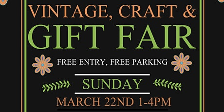 Mother's Day Vintage, Craft & Gift Fair at The Arden Hotel tickets