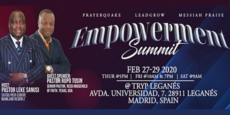 EMPOWERMENT SUMMIT tickets