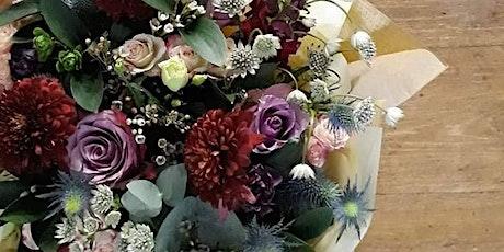 February Birthday bouquet workshop tickets