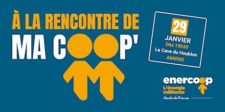 Rencontre Coopérative à Amiens (80) billets