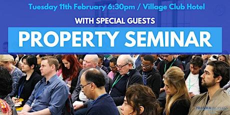 Property Seminar tickets