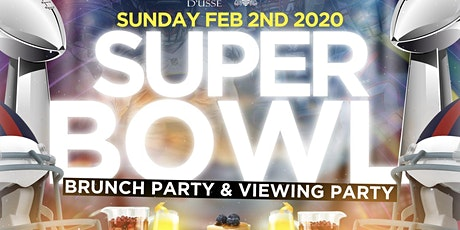 Super Bowl Brunch & Viewing Party & Every 1st Sunday  tickets