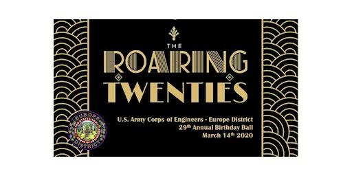 2020 Roaring 20's USACE Birthday Ball