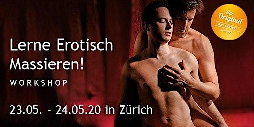 Zürich: Lerne Erotisch Massieren