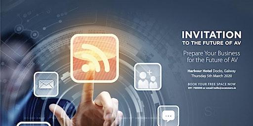 Prepare your business for the future of AV  technology