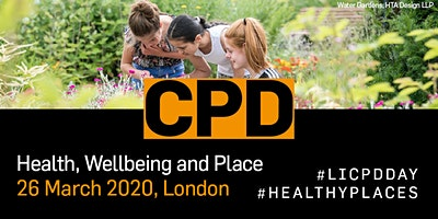 Health, Wellbeing and Place: How landscape delivers positive change