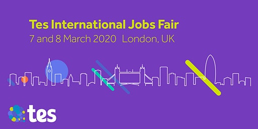 Tes International Jobs Fair