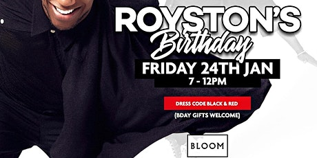 Roystons Birthday Party tickets