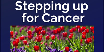 Stepping Up For Cancer