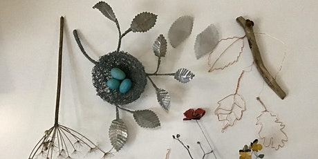 Wire and Wood Workshop: Making Art Inspired by Nature tickets