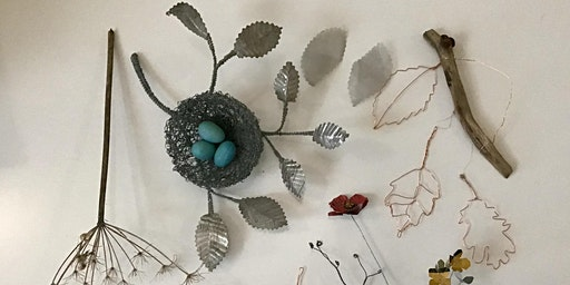 Wire and Wood Workshop: Making Art Inspired by Nature