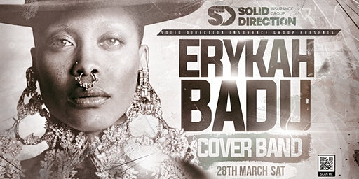 Erykah Badu Cover Band Live at Social 8