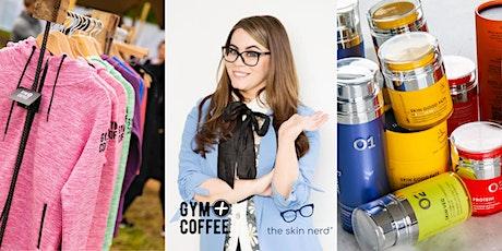 Gym+Coffee CORK FitSkin February with The Skin Nerd! tickets