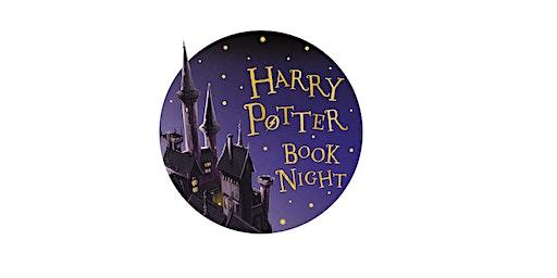 Harry Potter Night Drop In at Widdrington Library