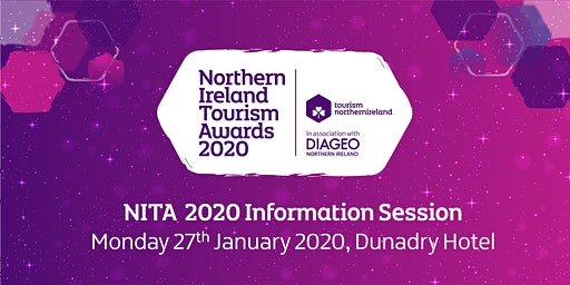 Northern Ireland Tourism Awards 2020 - Information Session