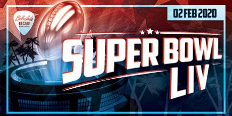Super Bowl LIV at Belushi's Bath tickets