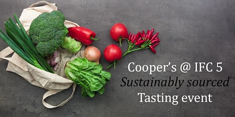 Cooper's @ IFC 5  - Sourcing sustainably tickets