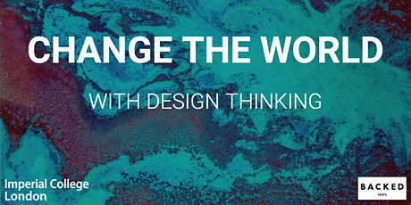 Change the world with Design Thinking tickets