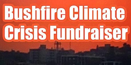 BUSHFIRE CLIMATE CRISIS FUNDRAISER CONCERT tickets