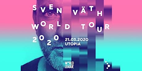 Sven Väth [Extended Set] Tickets