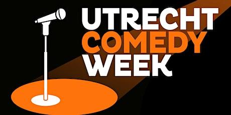 Utrecht Comedy Week: Workshop Introductie Standup Comedy tickets