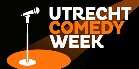Utrecht Comedy Week: Kom in aksie! - Open mic tickets