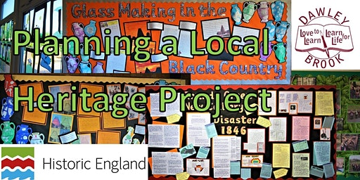 Planning a Local Heritage Project