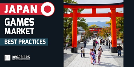Japan Games Market - Best Practices; How to enter & what to consider? tickets