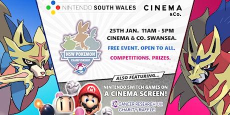Nintendo South Wales Pokemon Championship 2020 tickets