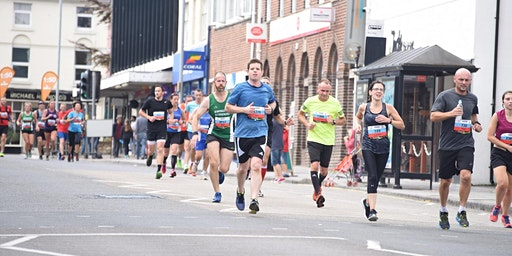 The Nationwide Building Society New Swindon Half Marathon
