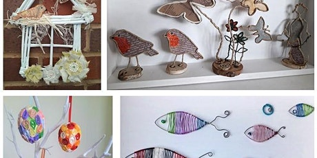 Craft Classes for Adults – February/March 2020 tickets
