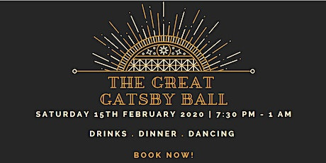 The Great Gatsby Ball tickets
