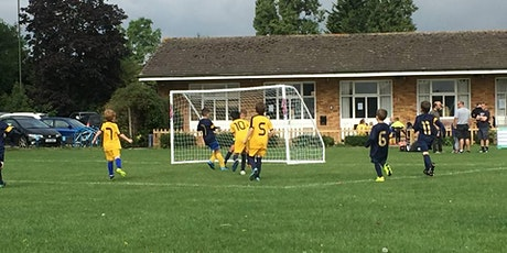 Staines and Laleham Juniors Summer Tournament billets