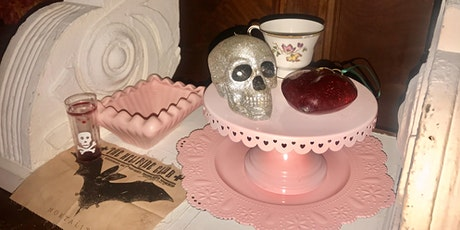 First Annual My Bloody Valentine: A Steampunk Gothic Romantic Tea tickets