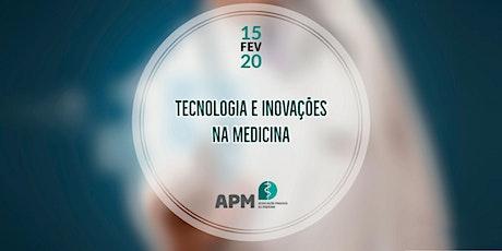 I Curso Acadêmico de Inovação em Saúde da APM ingressos