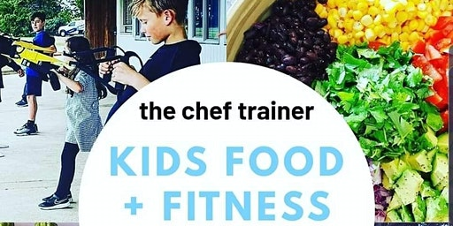 The Chef Trainer Kids Food + Fitness