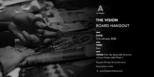 Vision Board Hangout