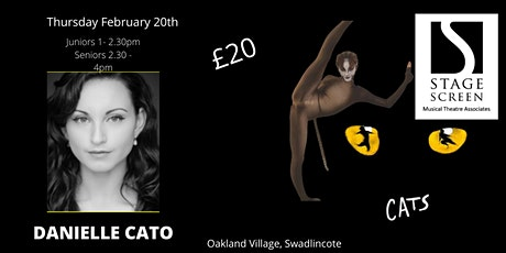 Cats - Musical Theatre Workshop with West End professional Danielle Cato tickets