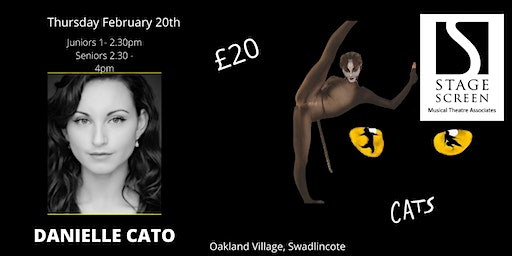 Cats - Musical Theatre Workshop with West End professional Danielle Cato