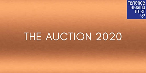 Terrence Higgins Trust: The Auction 2020