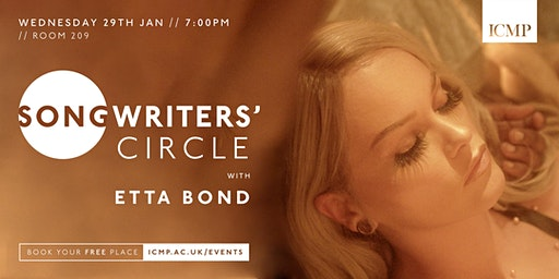 Songwriters' Circle with Etta Bond