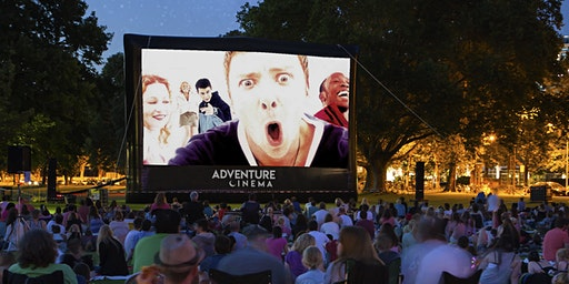Human Traffic Outdoor Cinema Experience at Castle Park, Bristol