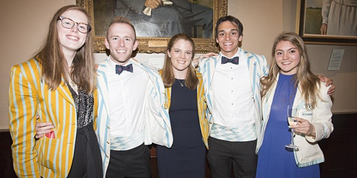 CUWBC & CULRC Boat Races Dinner 2020