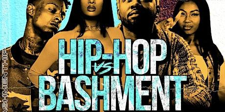 HipHop vs Bashment - Shoreditch Party tickets