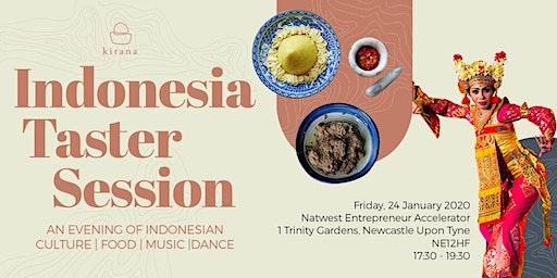 Indonesia Taster Session