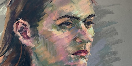 Create a Portrait with Pastels