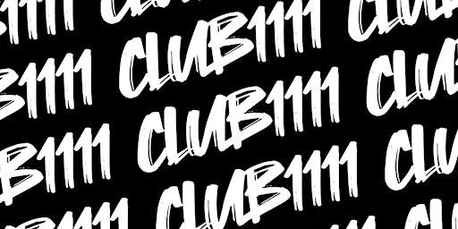 February 8th CLUB 1111 @ The League
