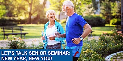 Let's Talk Senior - Free Seminar