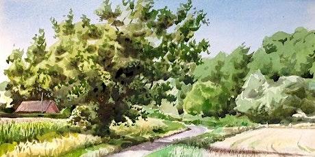 Watercolour Landscapes tickets