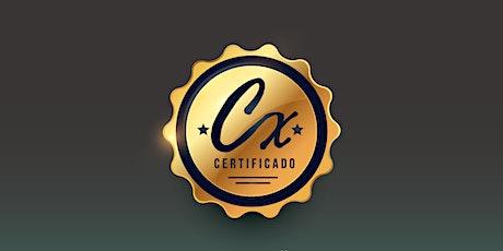 Certificação em Customer Experience & Customer Success - Rio de Janeiro ingressos